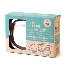ECOlunchbox Matlåda Oval